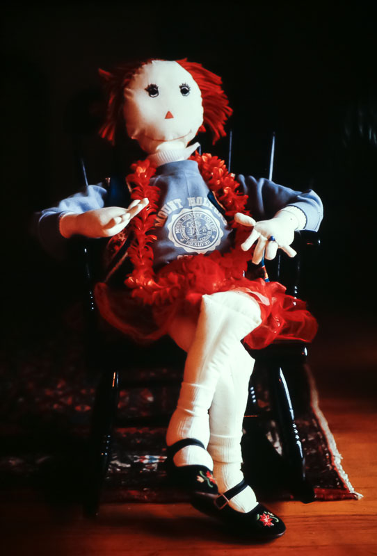 1981 Doll made by Page for Allyn