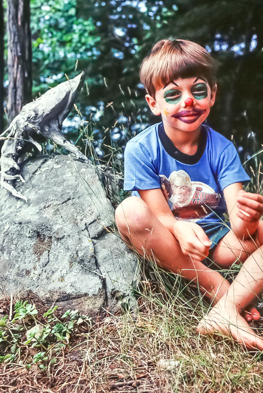 Steven - August 1982