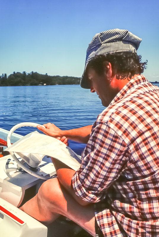 Martin Whalen - August 1982