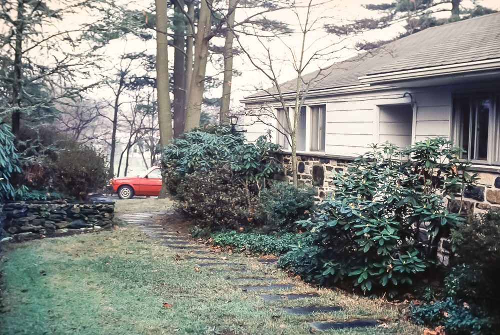 Paxon Hollow Road House - December 1982