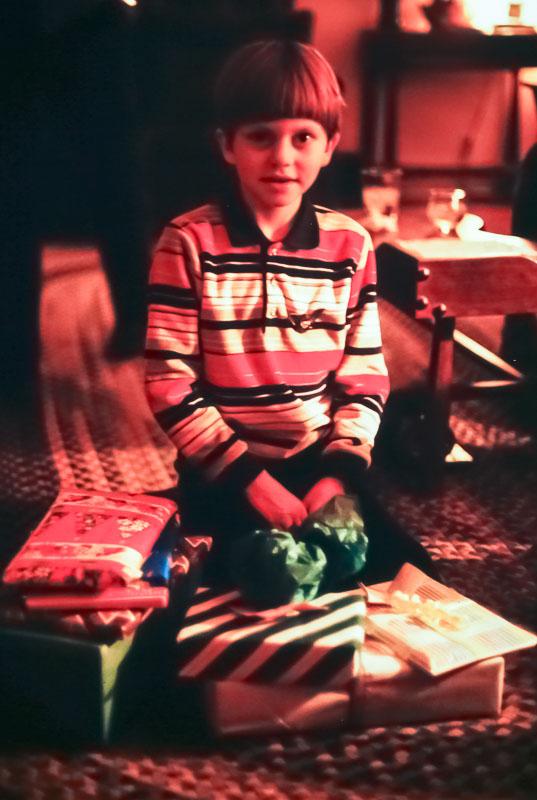 1982 Andrew's birthday