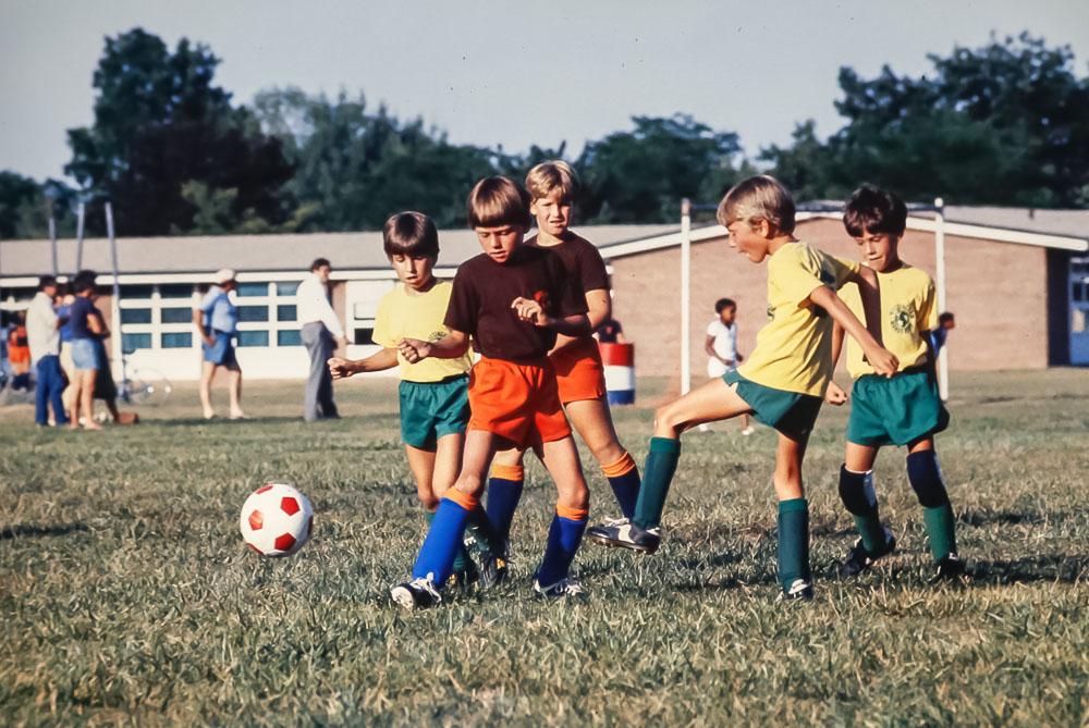 Brighton Soccer - August 1983