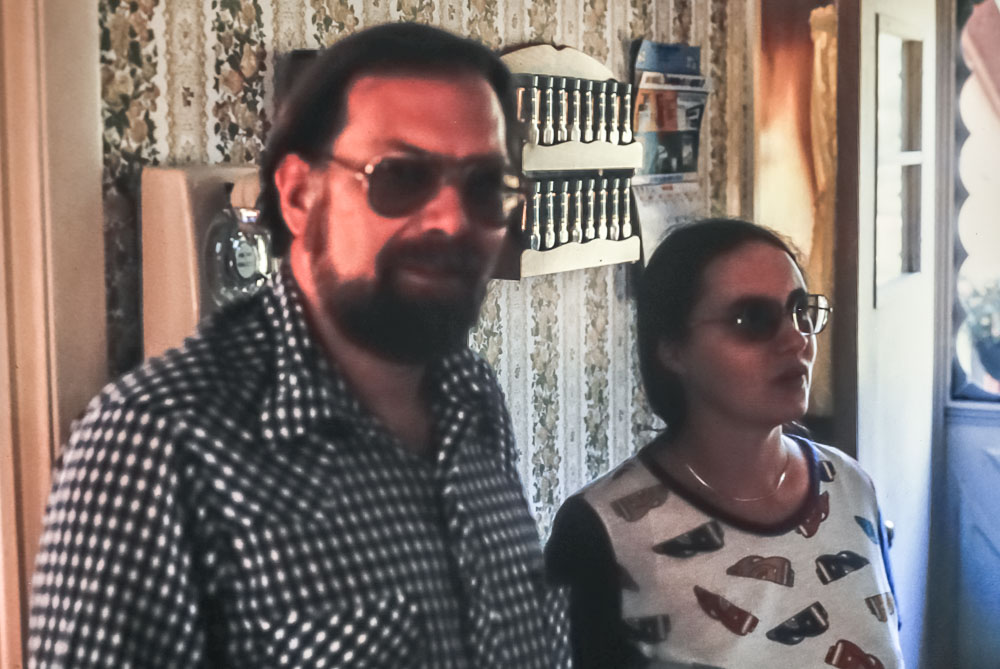 Debbi and Bud Payne - August 1983