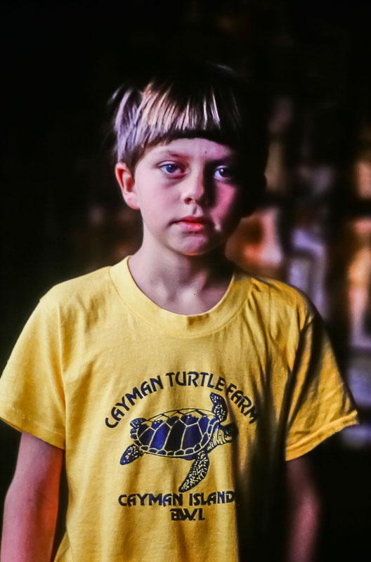 Andrew - April 1984