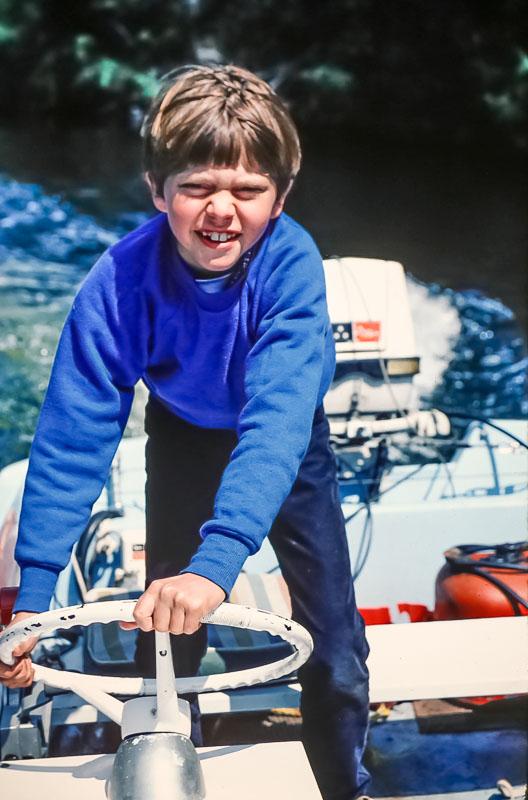 Andrew - June 1984