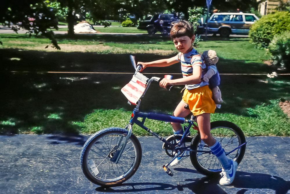Steven - June 1984