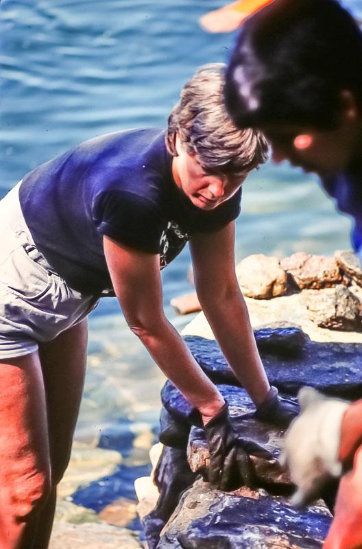 Mary - July 1984