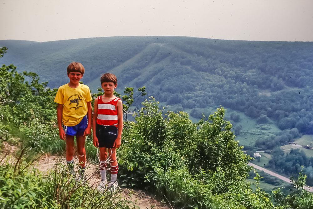 Bristol Mountain - August 1984