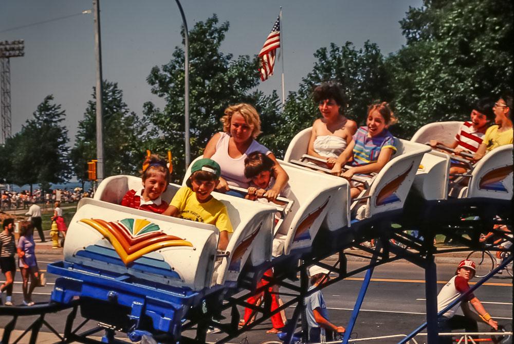 Seabreeze Park - September 1984