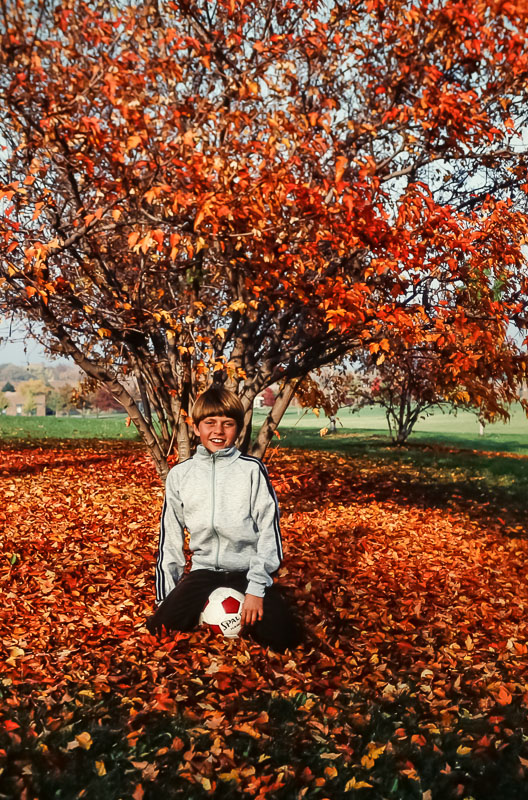 Andrew - October 1984