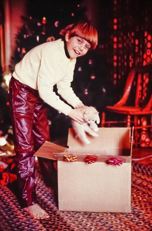 Chester - Christmas 1984