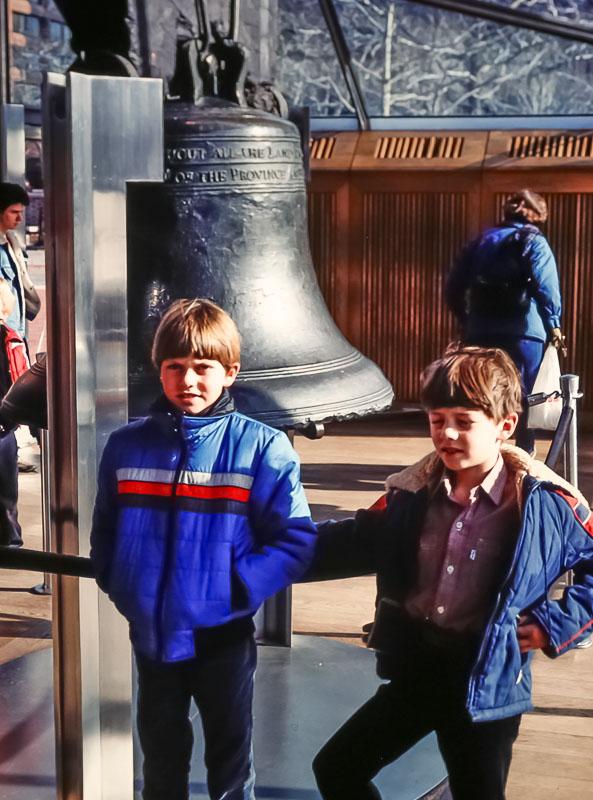 Liberty Bell - December 1984