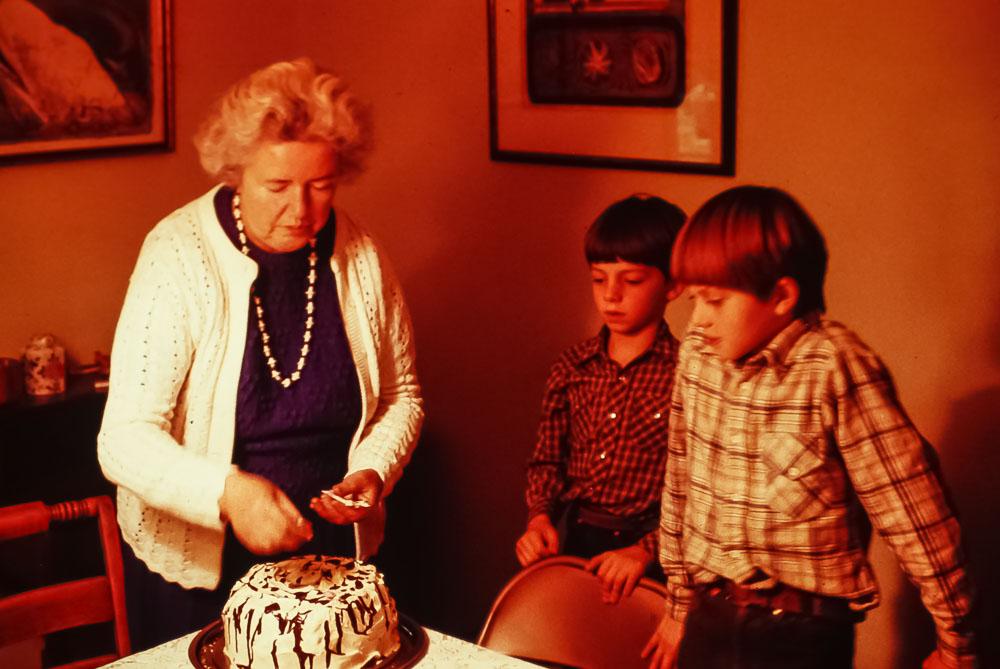 Mama Dot - December 1984