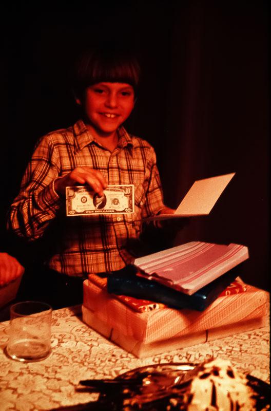 Andrew - December 1984
