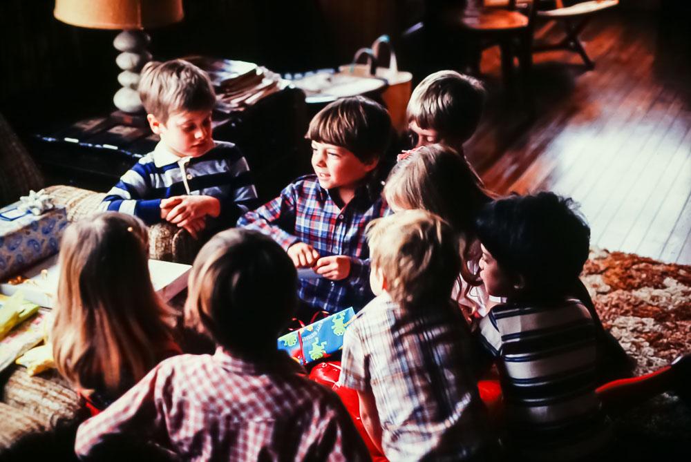 1983 Steven's birthday
