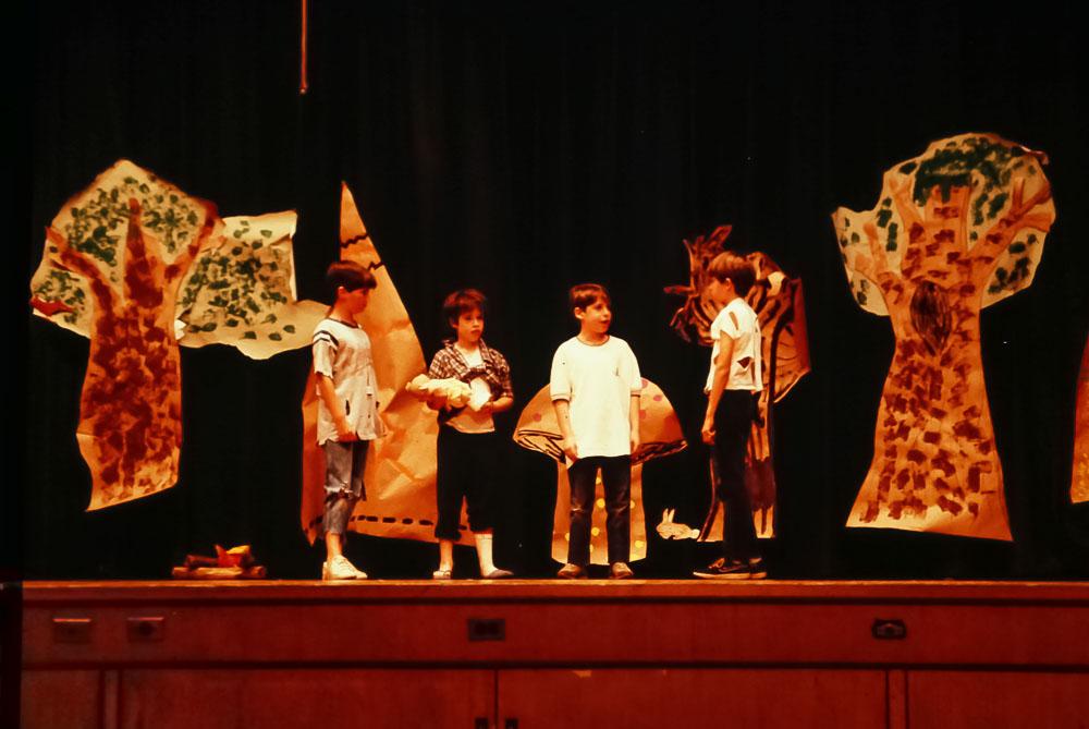 PeterPan play - May 1985
