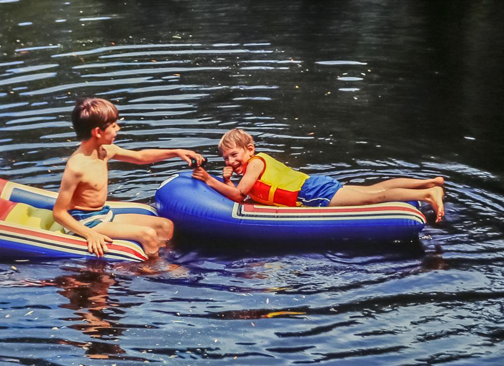 1985 Pond at Meadowbrook Lane