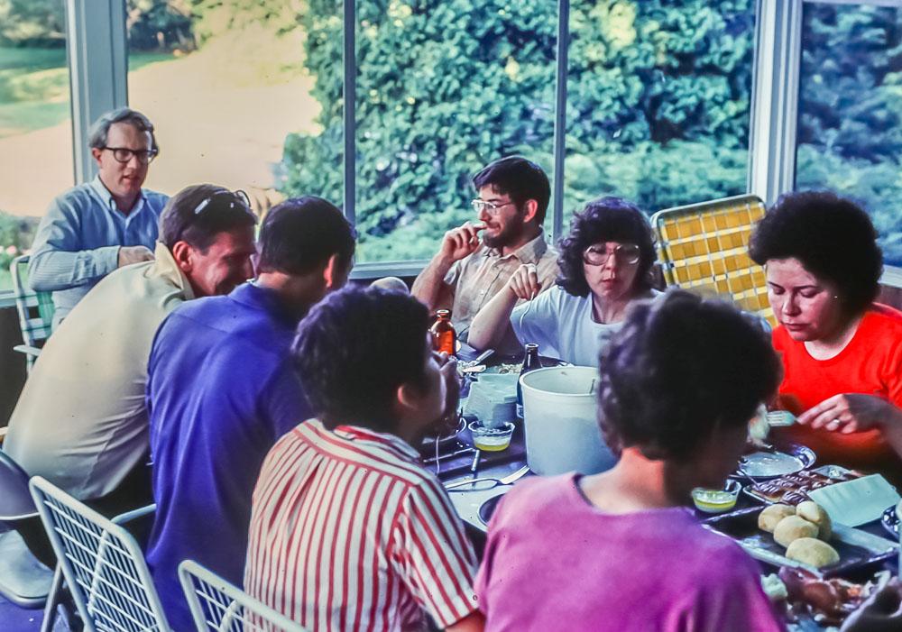 1985 SHS mini reunion