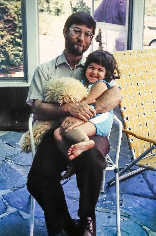 Ron and Sarah Diamond - July 1985