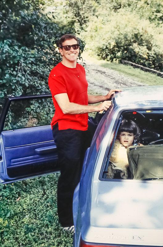 Joe Peckerman - July 1985