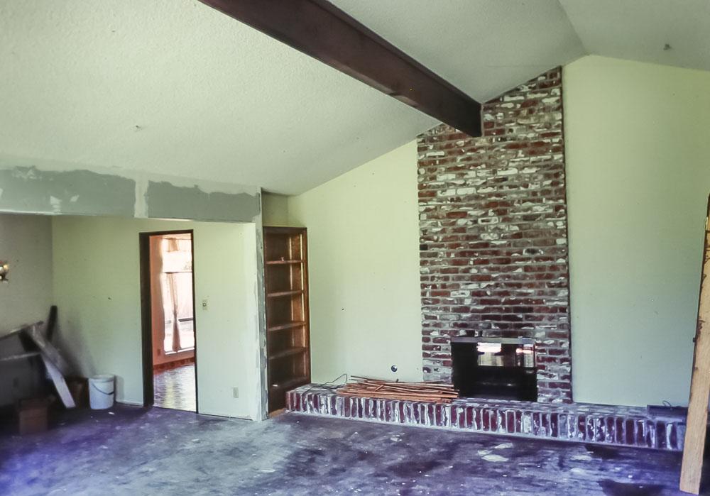1985 Renovatiin of Moraga home