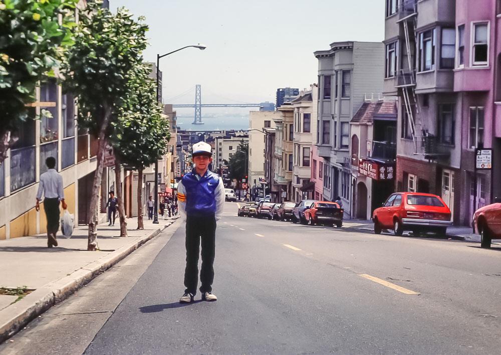 San Francisco - July 1985