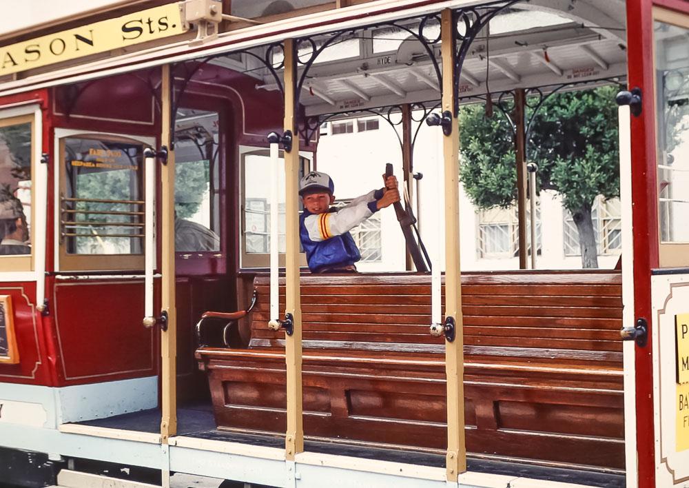1985 Steven in SF