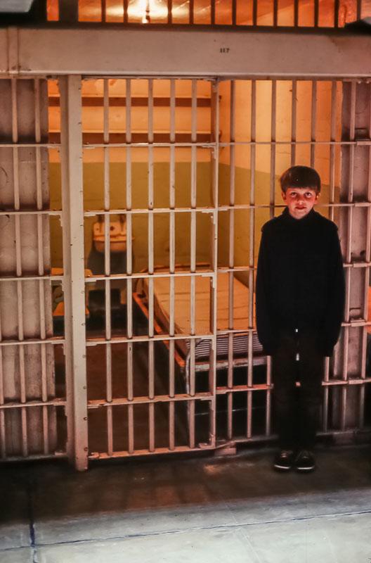Alcatraz - July 1985