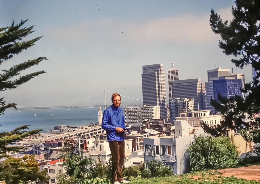 David - July 1985