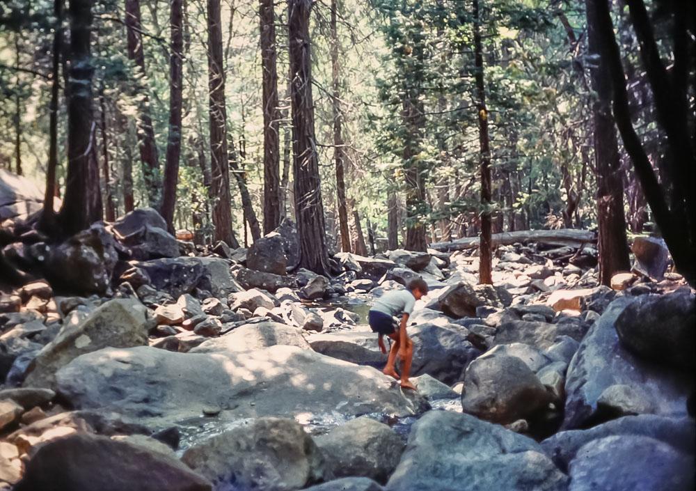 Yosemite - July 1985