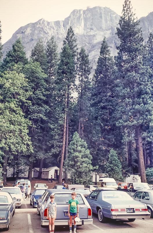 1985 - Yosemite