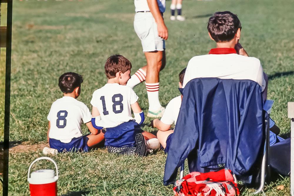 1985 Brighton soccer