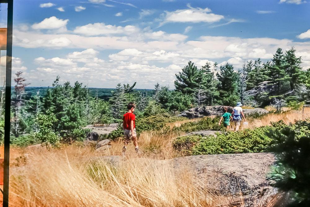 1985 Mount Dunder hike