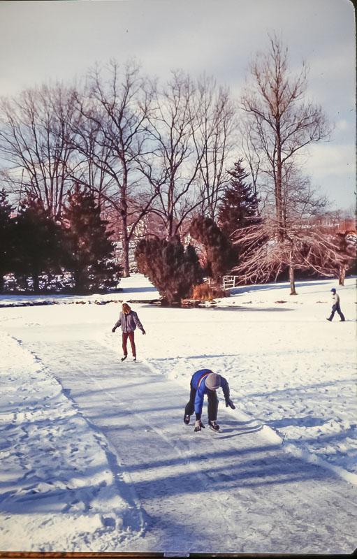 Meadowbrook Pond - 1986