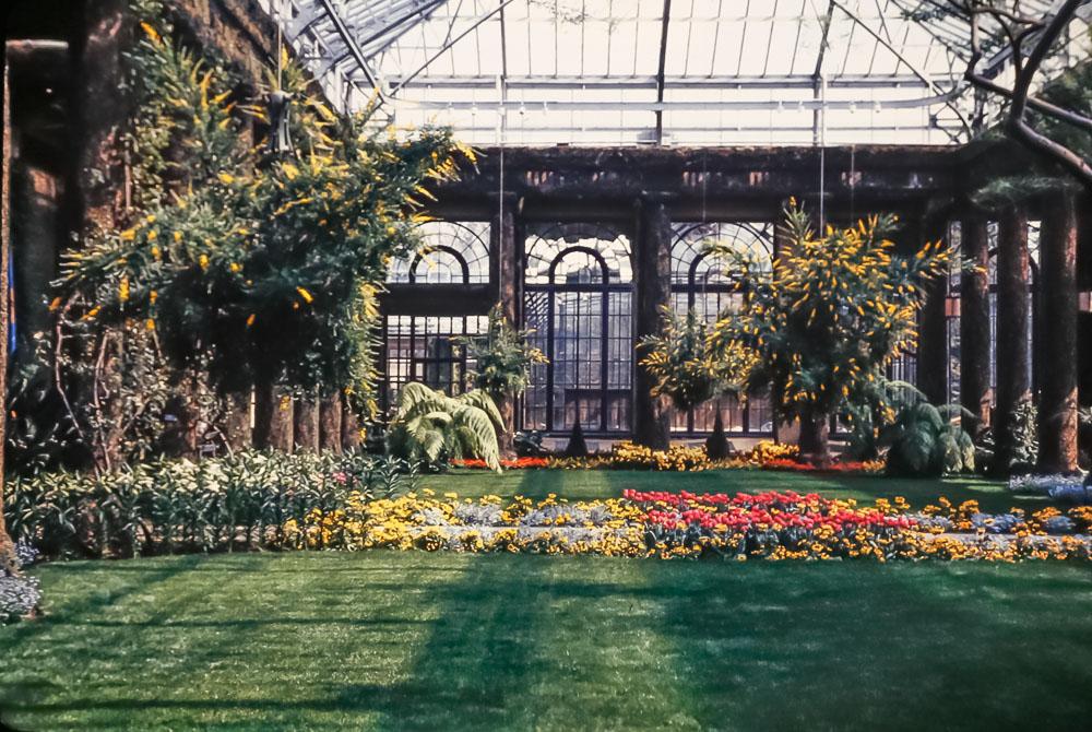 Longwood Gardens - March 1986