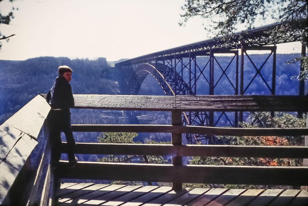 West Virginia - March 1986