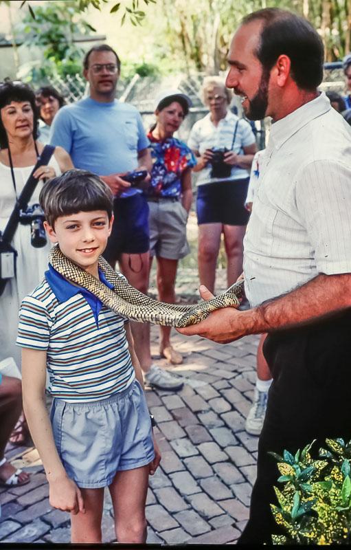 Busch Garden - March 1986