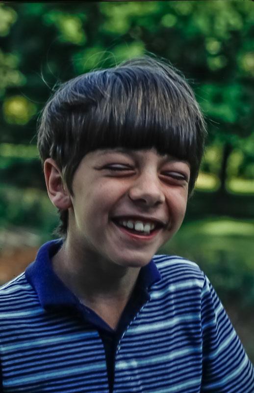 Steven - June 1986