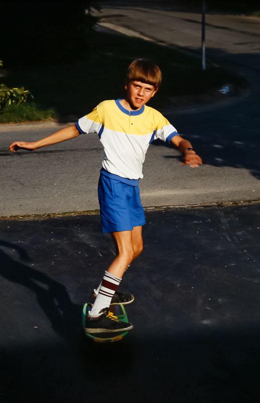Andrew - June 1986