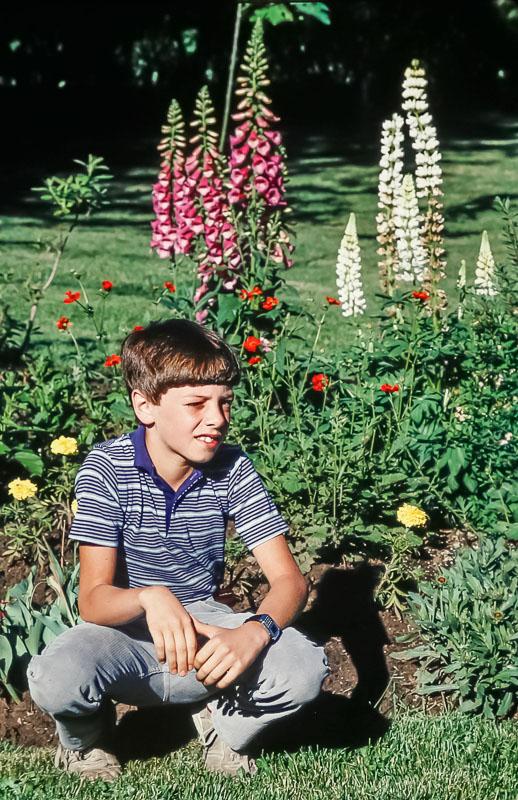 Steven, June 1986