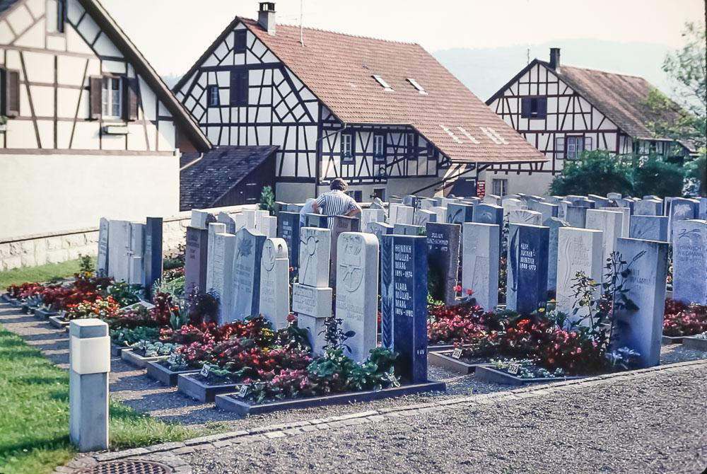 Zurich Switzerland, June 1986