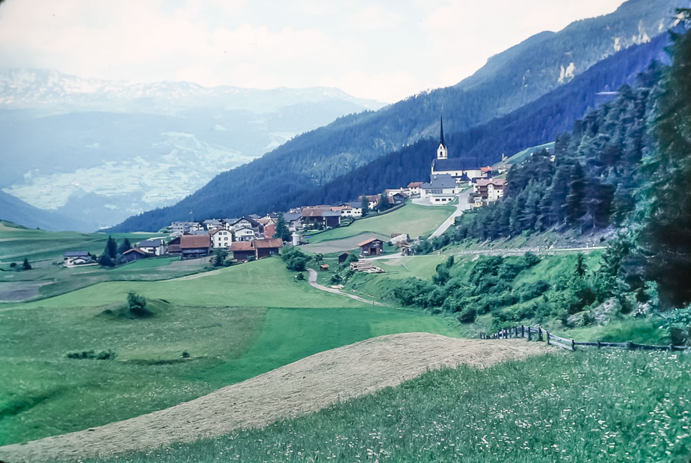 Andermste, June 1986
