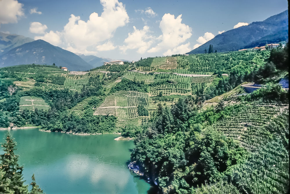 Bolzano Italy, June 2986