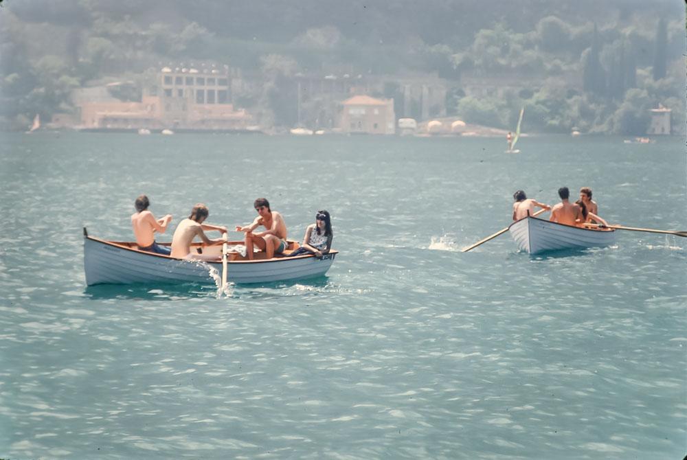 Lake de S, Giustina, June 2986