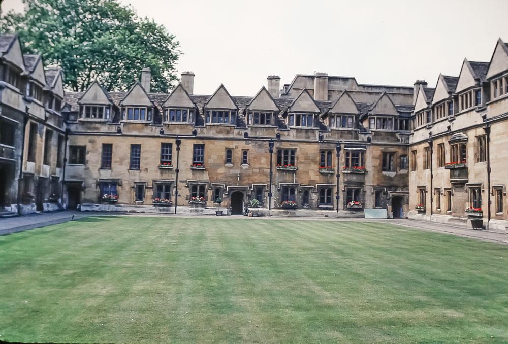 Oxford, June1986