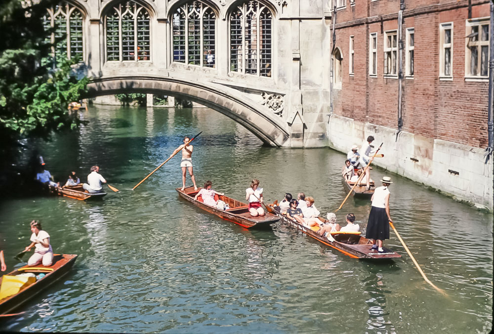 Cambridge, June 1986