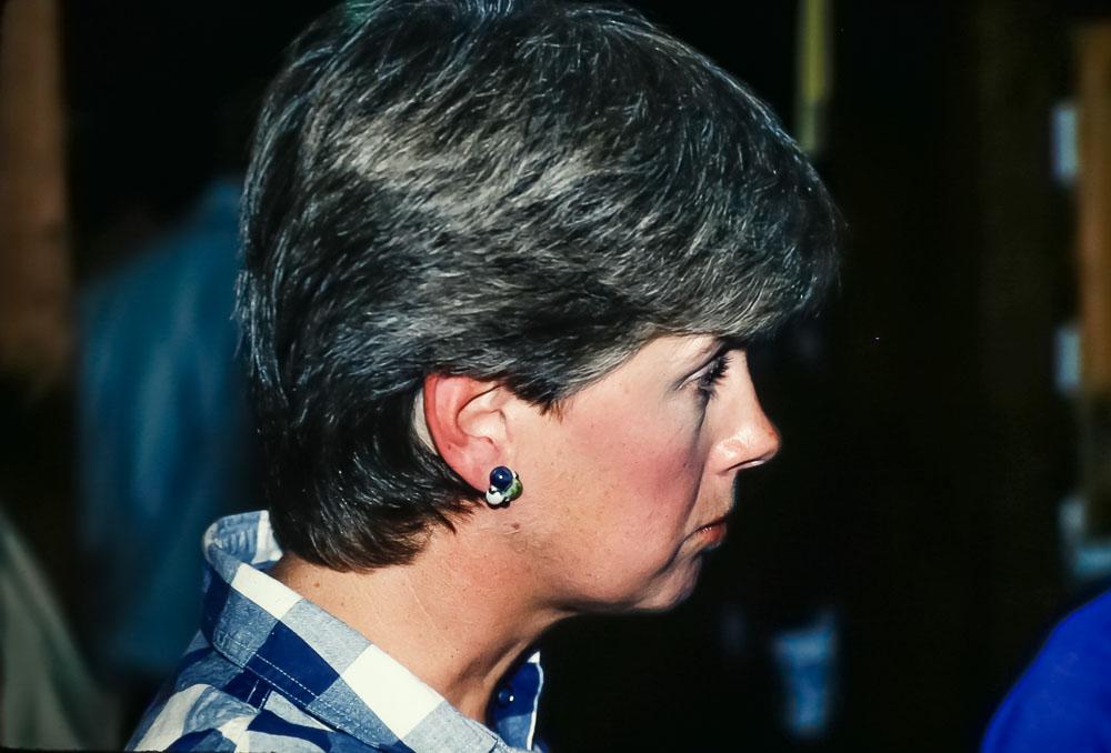 Mary, June 1986
