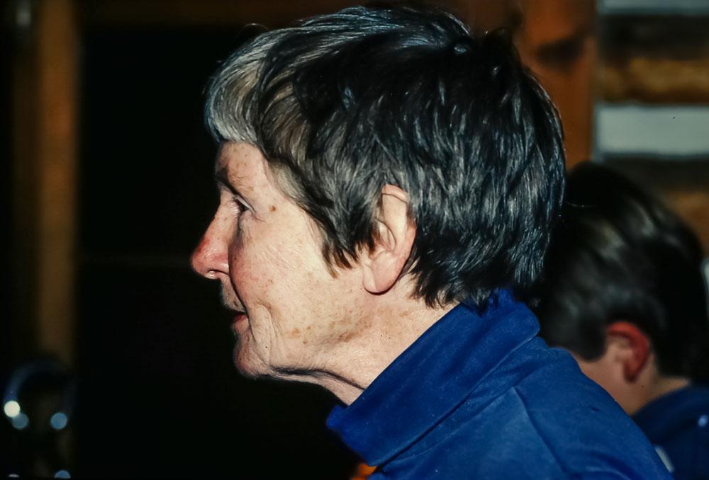 Barbara, June 1986