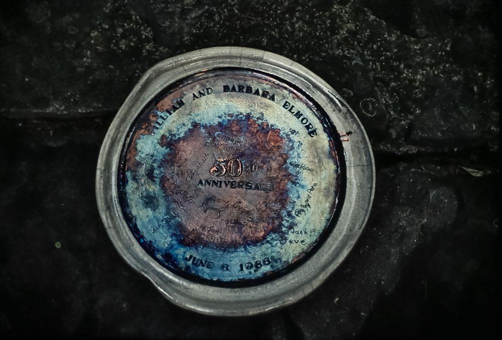 Anniversary plate, June 2986