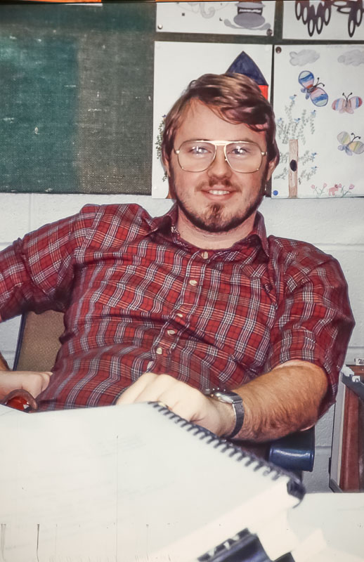 Tom Hemmick, 1986